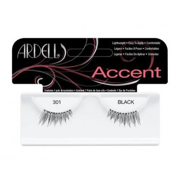 Połówki rzęs  Ardell -  Accent - 301