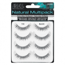 Rzęsy  Ardell - Natural Multipack - 110  Black