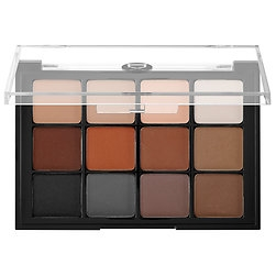 Paleta cieni - Viseart Paris - Neutral Mattes - 01
