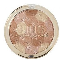 Milani Illuminating Face Powder - Hermosa Rose - puder rozświetlający