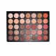Paleta cieni Morphe Brushes - 35OS - Color Shimmer Nature Glow Eyeshadow Palette