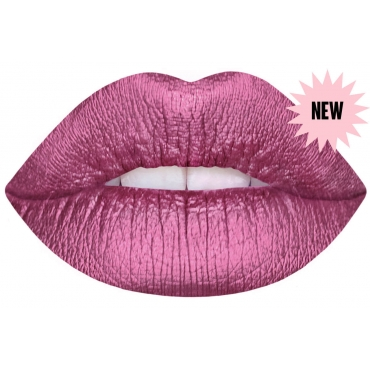Pomadka do ust Lime Crime Metallic Velvetines  - Vibe