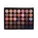 Morphe Brushes - 35W- 35 Color Warm Palette - paleta cieni