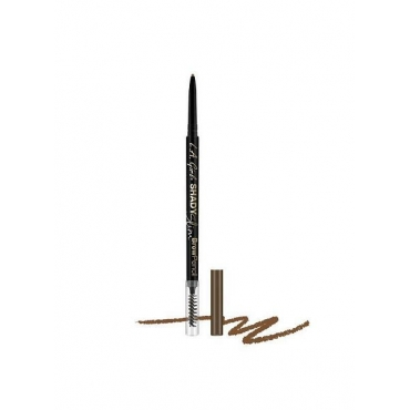 Kredka do brwi L.A. Girl - Shady Slim Brow Pencil - Soft Brown