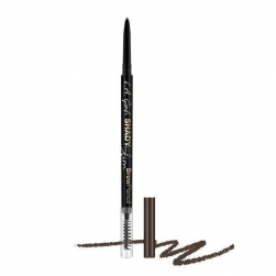 Kredka do brwi L.A. Girl - Shady Slim Brow Pencil -Brunette