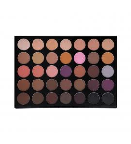 Paleta cienie Morphe Brushes - 35N - 35 Color Matte Palette