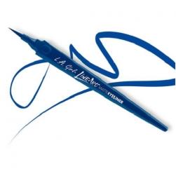 Eyeliner w pisaku  L.A. Girl USA - Line Art Matte Eyeliner - Cobalt