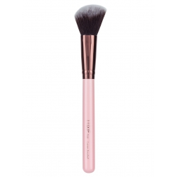 Pędzel Luxie - Rose Gold - Large Angled Brush - 504