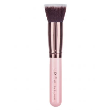 Pędzel Luxie - Rose Gold - Flat Top Kabuki Brush- 530