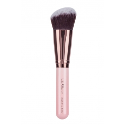 Pędzel Luxie - Rose Gold - Angled Top Kabuki Brush - 534