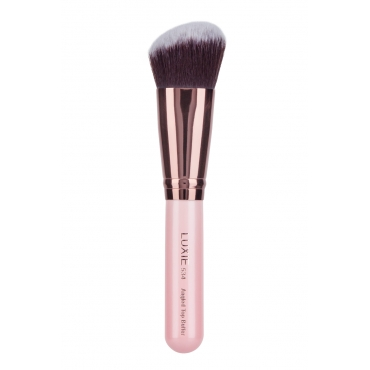 Pędzel Luxie - Rose Gold - Angled Top Kabuki Brush - 534