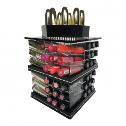 Organizer na pomadki  USADDICTED - Original Spinning Lipstick Tower - Black