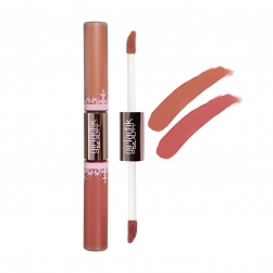 Pomadka Girlactik Matte Lip Paint Duo - Blossom-Sweet