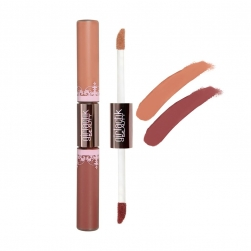 Pomadka Girlactik Matte Lip Paint Duo - Allure-Posh