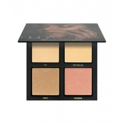 Paleta rozświetlaczy Huda Beauty -3D Highlight Palette -The Golden Sands Edition