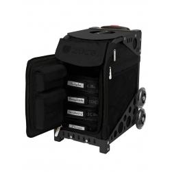 Kufer na kółkach ZÜCA Sport Artist - Stealth/Black Frame Non-Flashing Wheels
