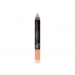 Matowa pomadka w kredce - Golden Rose -Matte Crayon Lipstick -  25