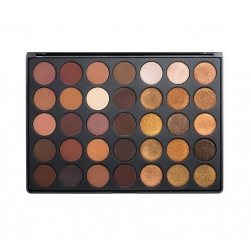 Paleta cieni Morphe Brushes -35R Palette Ready, Set, Gold!