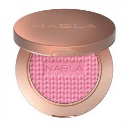 Pudrowy róż do policzków - NABLA Blossom Blush - Happytude