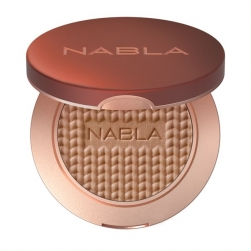 Pudrowy bronzer - NABLA - Shade & Glow - Saint-Tropez
