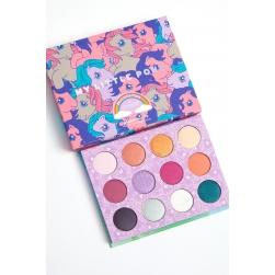 Paleta cieni  Colourpop - I Think I Love You - Pressed Powder Shadow Palette