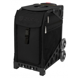 Kufer na kółkach ZÜCA Sport Artist - Stealth/Black frame Flashing Wheelset