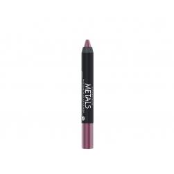 Golden Rose - Metals Matte Metallic Lip Crayon - 05