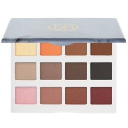 Paleta cieni - BH Cosmetics - Marble Collection - Warm Stone
