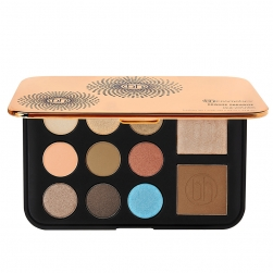 BH Cosmetics - Eyeshadow, Bronzer & Highlighter Palette - Bronze Paradise