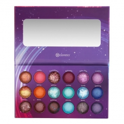 Paleta cieni - BH Cosmetics - Galaxy Chic 18 Color Baked Eyeshadow Palette