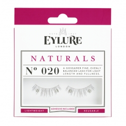 Rzęsy Eylure - Naturalite Strip Eyelashes No. 020 (Natural Volume)