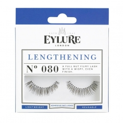 Rzęsy Eylure -  Naturalite Strip Eyelashes No.080 (Super full)