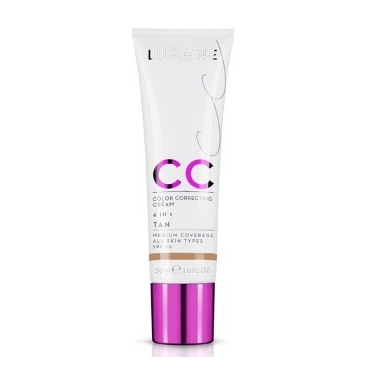 Krem CC  6in1 - LUMENE - CC Color Correcting Cream - Tan