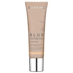 LUMENE - Blur Foundation - 2 Soft Honey