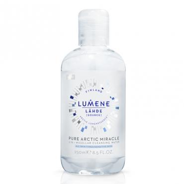 Płyn micelarny - LUMENE LAHDE Pure Arctic Miracle