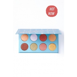 Paleta cieni  Colourpop - Semi-Precious- Pressed Powder Shadow Palette