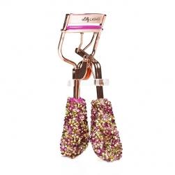 Zalotka do rzęs - Lilly Lashes - Bling On The Glam Eyelash Curler - Hot Pink