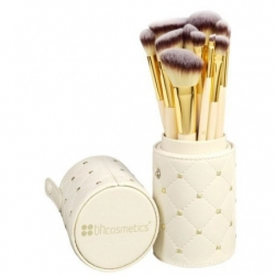 Zestaw pędzli - BH Cosmetics - Studded Couture - 12 Piece Brush Set