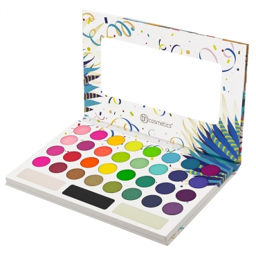 Paleta cieni - BH Cosmetics - Take Me To Brazil  Eyeshadow Palette