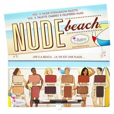 Paleta cieni theBalm Nude Dude