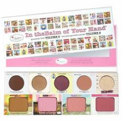 Paleta do makijażu theBalm In theBalm of Your Hands
