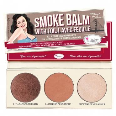Paleta cieni Smoke Balm Vol 4