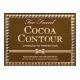 Zestaw  do modelowania twarzy Too Faced Cocoa Contour - Medium to Deep