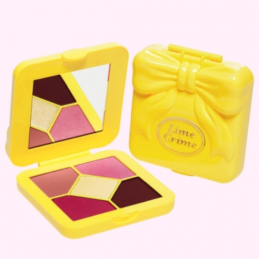 Paleta cieni Lime Crime - Pocket Candy Palettes - Pink Lemonade