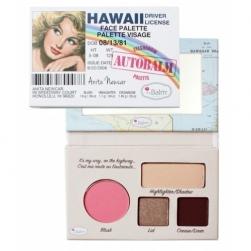 Paleta do makijażu theBalm Hawaii