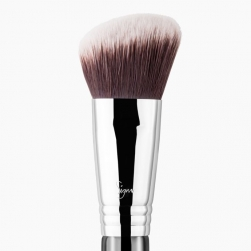 Sigma Beauty - F35 -Tapered Highlighter Brush - chrome