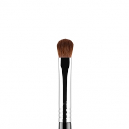 Pędzel do cieni - Sigma Beauty - E36 - Blending Brush - chrome