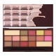 Paleta cieni - Makeup Revolution - Chocolate Rose Gold