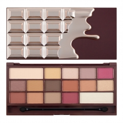 Paleta cieni - Makeup Revolution - Chocolate Elixir