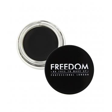 Freedom Makeup - Pro Brow Pomade - Ebony